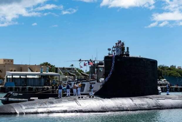 Американский адмирал: Наша сделка по субмаринам с Австралией - блестящая, но и партнёрство с Францией остаётся сильным