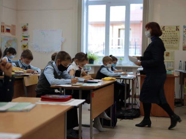 Забайкальские школьники будут учиться дистанционно
