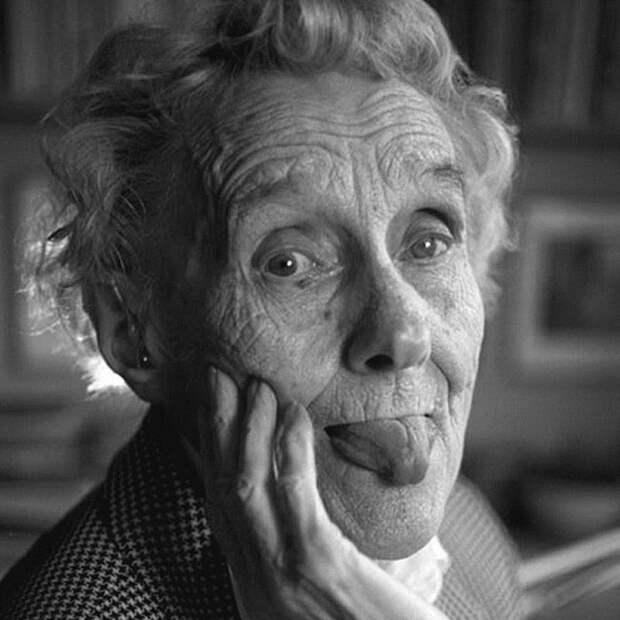 Астрид Линдгрен - одна из самых известных детских писательниц в мире