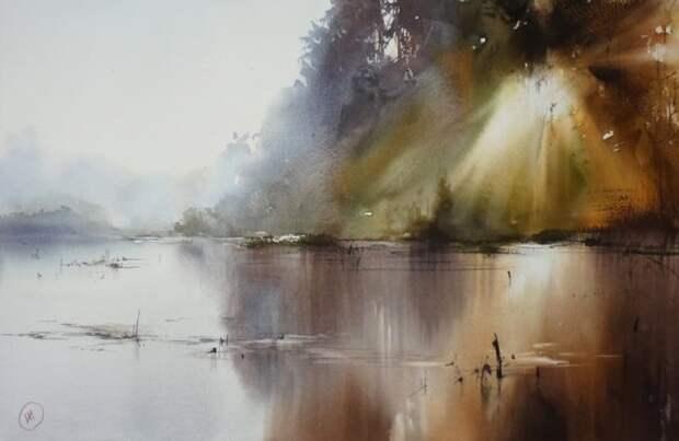 художник Илья Ибряев картины - 14