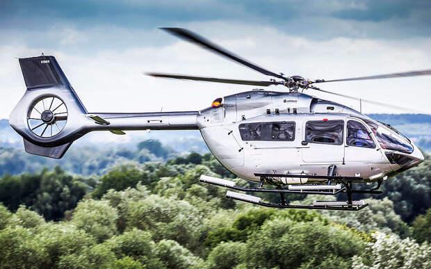 Первый вертолет ACH145 поставлен в Россию