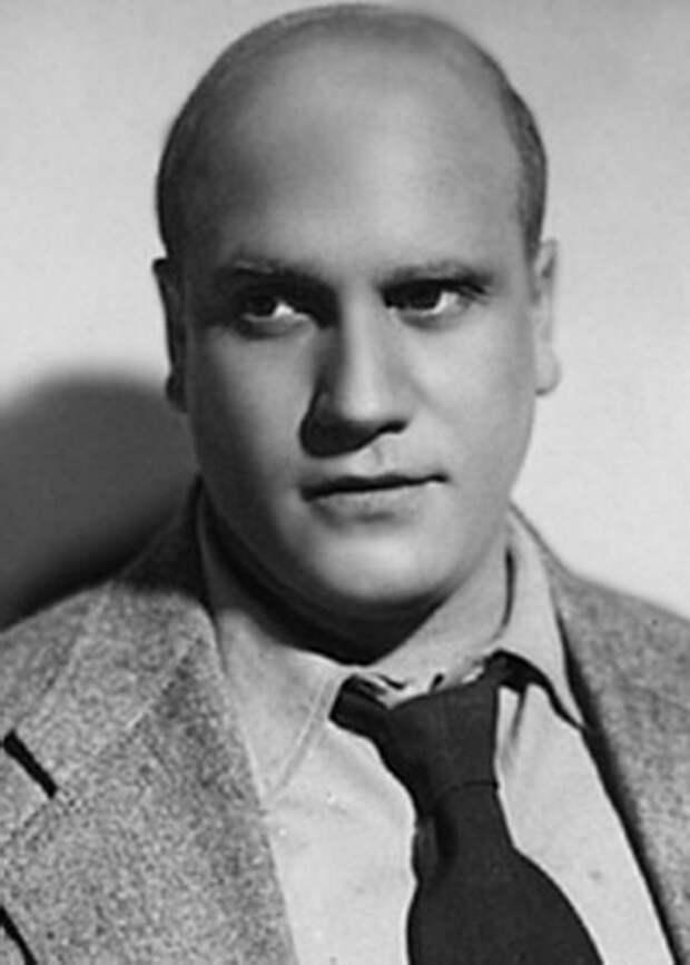 Харизматичный советский актер из 30-ых Анатолий Горюнов и его самые яркие роли.
