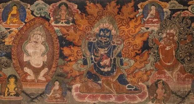 """Картинки по запросу """"»Тибетская книга мертвых»"""""""