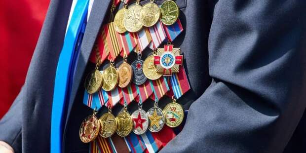 Собянин открыл проект «Слово солдата Победы» на mos.ru
