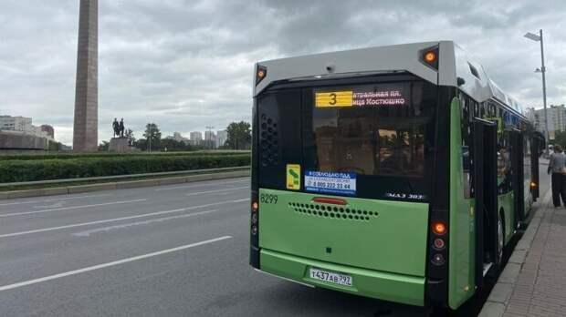 Россия закупает в Белоруссии пассажирские автобусы