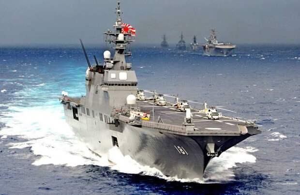 Япония подготовит потенциал для «первого удара» по противнику