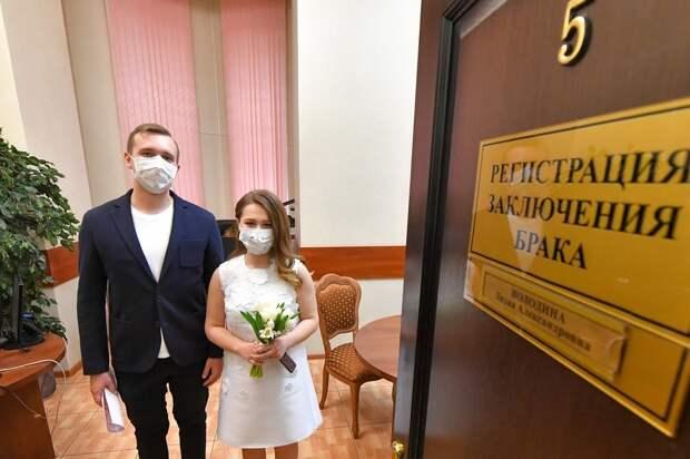 Эволюция русского свадебного платья (ФОТО)