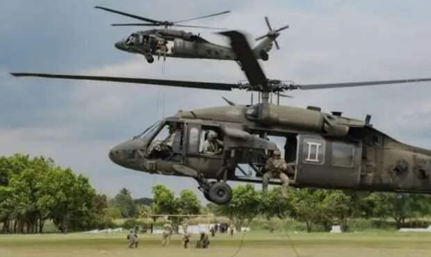«Секретное» оружие РФ: почему в Сирии постоянно падают американские вертолёты?