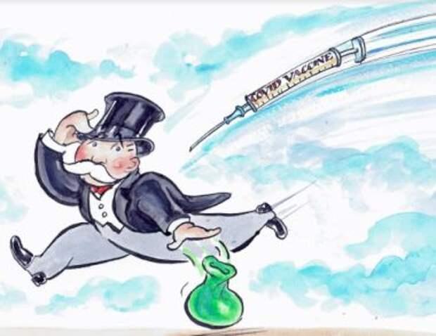 Успешная вакцинация от COVID-19 разрушит компании