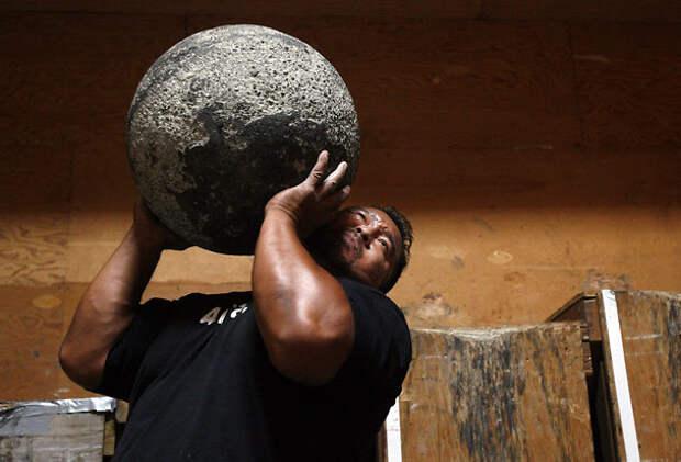 Упражнения силачей, которые быстро дают мощь