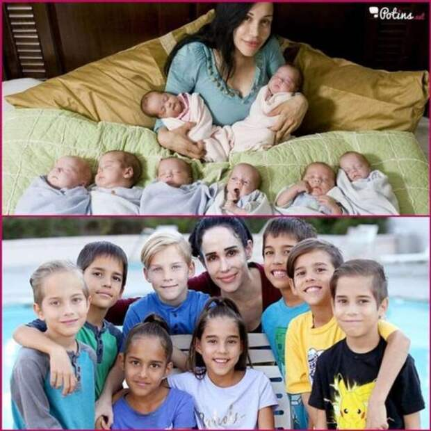 Женщины, родившие рекордное количество детей