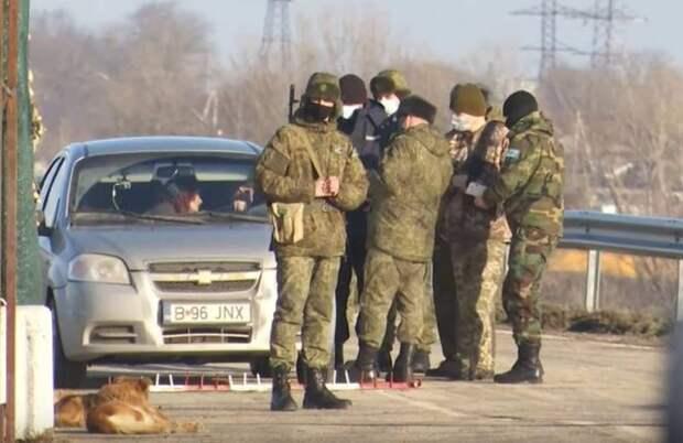 В Молдавии начались провокации против российских миротворцев