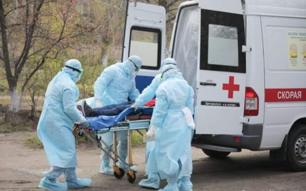 В России за сутки зафиксированы 35 660 новых случаев COVID-19