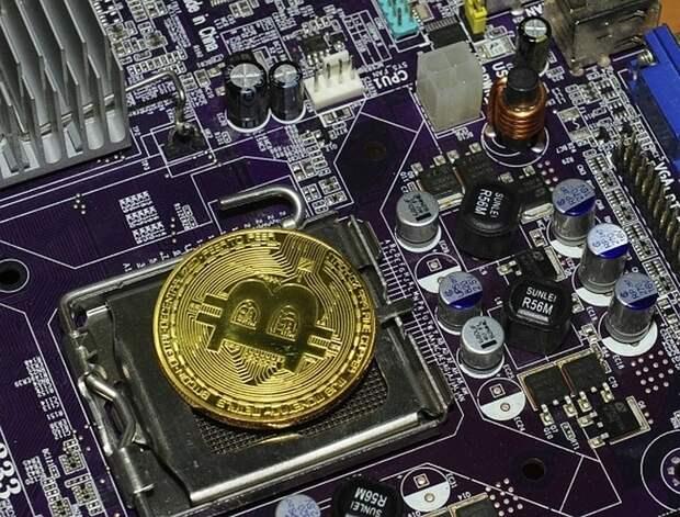 Цена биткоина упала на 3 тысячи долларов после запрета Китая на операции с криптовалютами