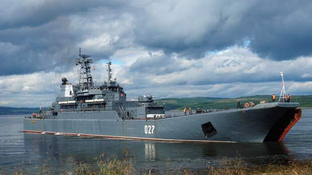 Корабли Северного флота ВМФ РФ прошли Ла-Манш на пути в Баренцево море