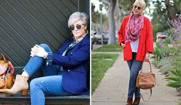 Модные осенние образы 2021, которые молодят женщин