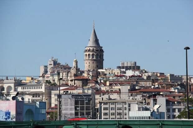 Стамбул. Часть 98