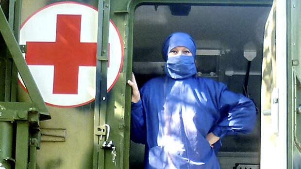 Российские военные врачи помогли более 1100 жителям Карабаха