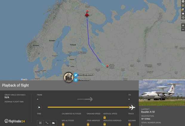 Появились признаки подготовки Россией ответа на развертывание «стратегов» В-1 в Норвегии