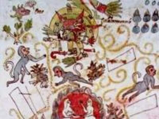 Катаклизмы на Земле, которые повторятся в будущем. Рисунки из кодекса Ватиканус