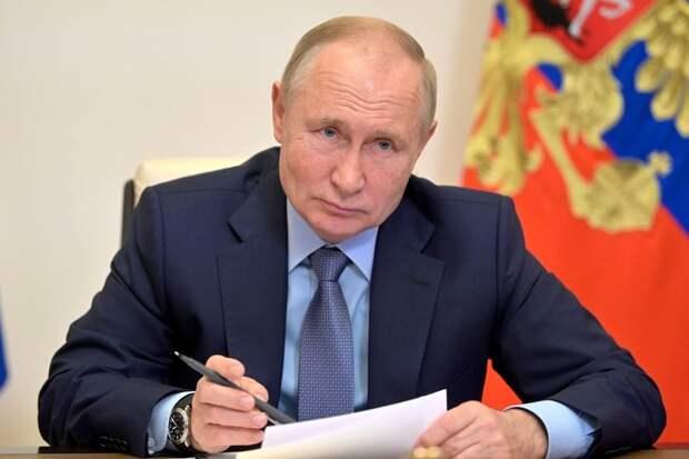 Путин заявил, что ситуация на энергорынках в Европе несёт угрозы и для Росс