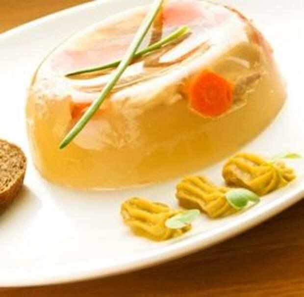 Холодец из курицы — пошаговый рецепт с фото и описанием процесса  приготовления блюда от Петелинки.