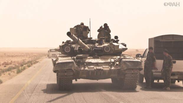 Военный эксперт объяснил, почему «Армата» осталась без «красных глаз»