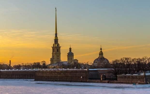 Плюсовая погода в Петербурге: когда в городе потеплеет