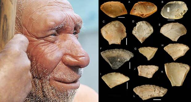 Самые древние дайверы: Учёные выяснили, для чего неандертальцы ныряли на большие глубины