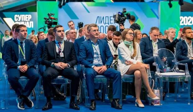 """Больше 90 участников конкурса """"Лидеры России"""" получили назначения в 2020 году"""