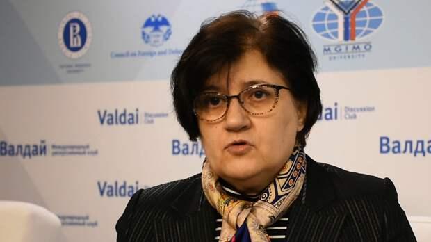 Мелита Вуйнович о консультациях по борьбе с коронавирусом