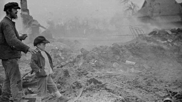 Переживший оккупацию житель Луги вспомнил зверства полицаев из Прибалтики в годы ВОВ
