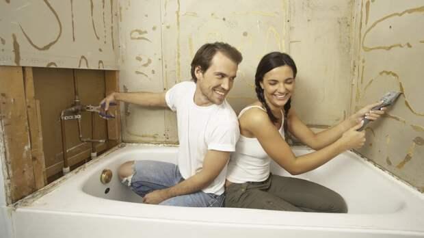 Ремонт в ванной: самые бесполезные материалы, на которые даже не стоит не тратиться