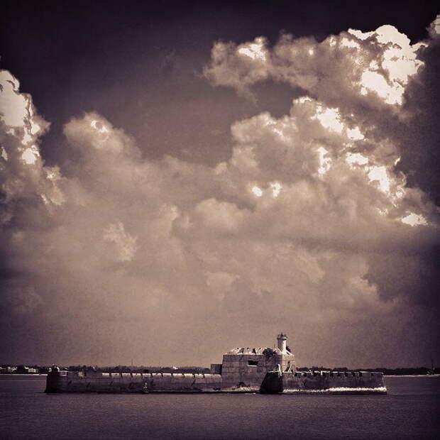 Остров и тюрьма, в которую было превращено «морское укрепление» - Диу: недружественный визит | Warspot.ru