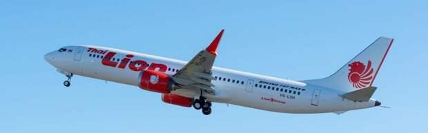 Владелец Lion Air хочет разорвать все контракты с Boeing