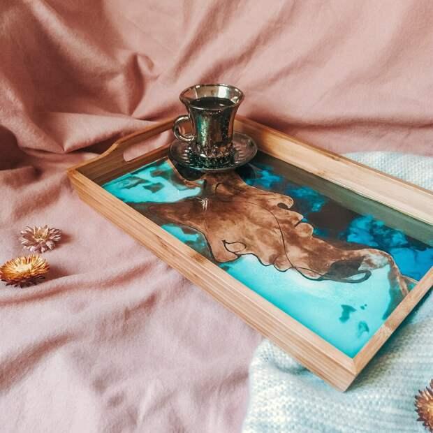 Столик для гостей, подставка для специй и хранилище мелочи. Как один предмет декора может использоваться в пяти вариациях