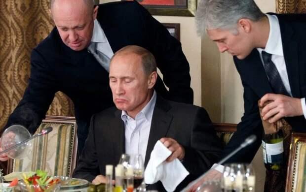 Секретная диета Путина или сказ про винегрет