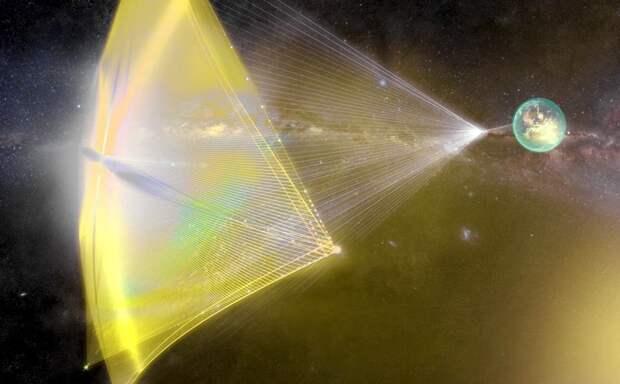 Астрофизик: самовоспроизводящиеся нанометровые зонды смогут быстро наводнить всю Галактику