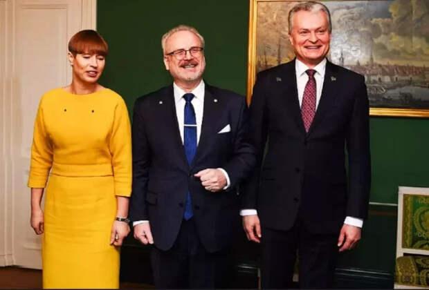 """""""Время искать нового хозяина"""" Дотации для Прибалтики от ЕС закончились. Думать надо было раньше и желательно головой"""
