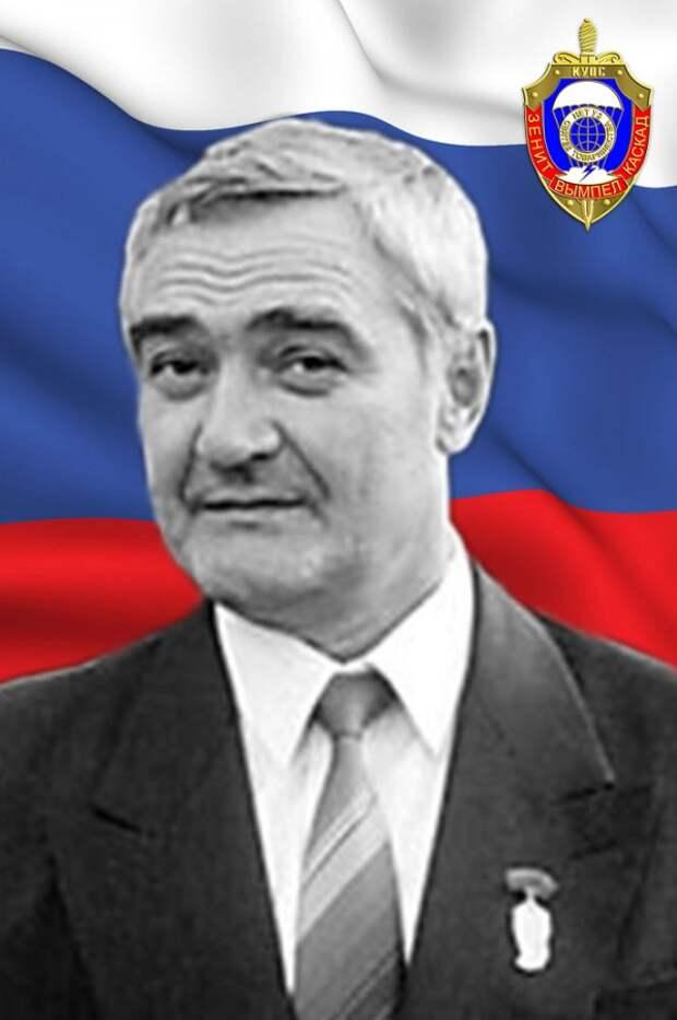Подполковник ПОДДУБНЫЙ Владимир Алексеевич