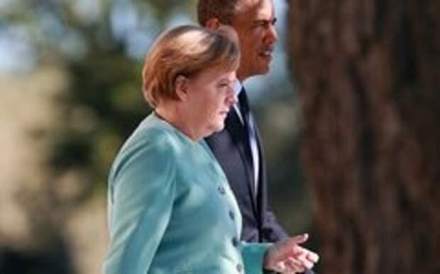 Война США против Евросоюза ведется руками европейцев и за счет европейцев
