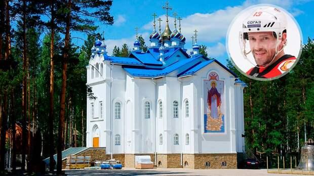 Дацюк побывал наслужбе узапрещенного священника взахваченном монастыре наУрале