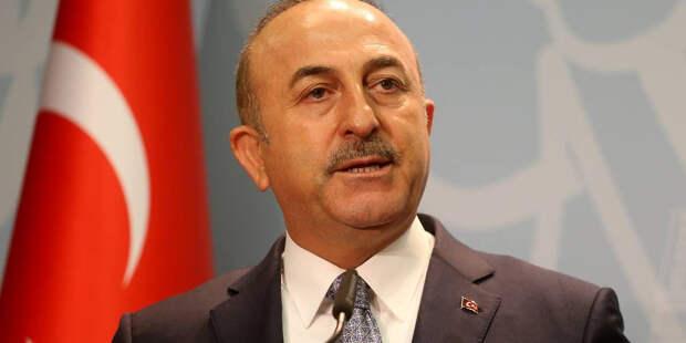 Глава МИД Турции посетит Азербайджан