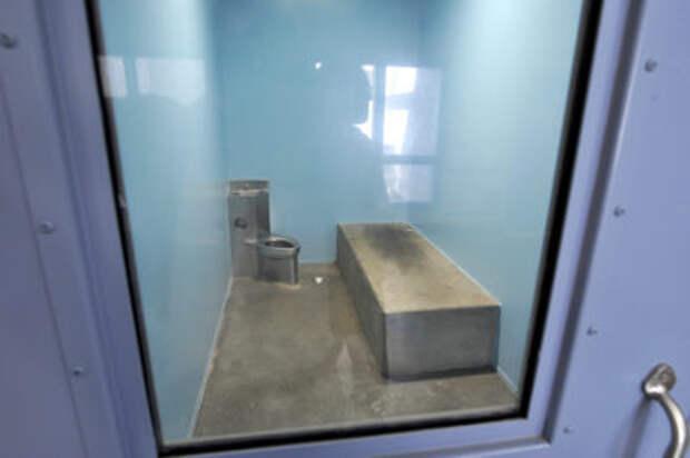 Голодовка в тюрьме в США плохая идея для заключённого