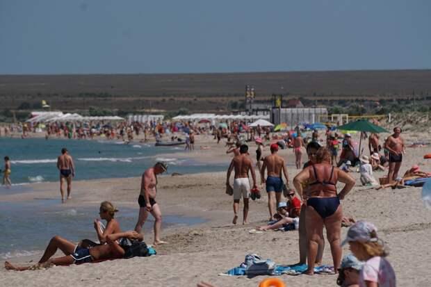 В 2021 году в Крыму планируют принять до 8 миллионов туристов