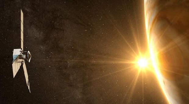 Огненный шар на Юпитере
