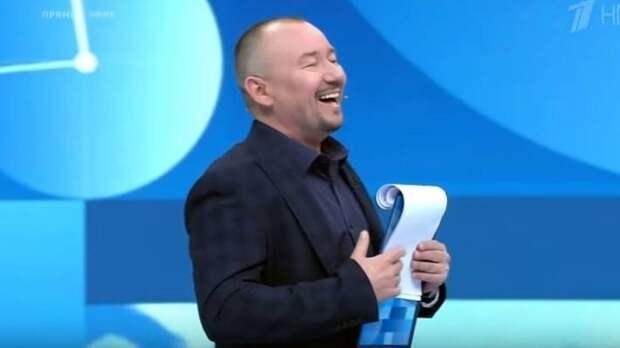 Шейнин удивил зрителей анекдотом о регистрации Путина кандидатом в президенты Украины