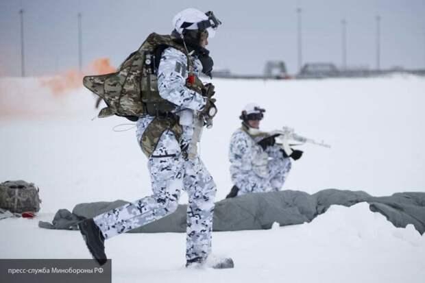 Перенджиев рассказал, как операция крылатой пехоты РФ в Арктике обескуражила НАТО