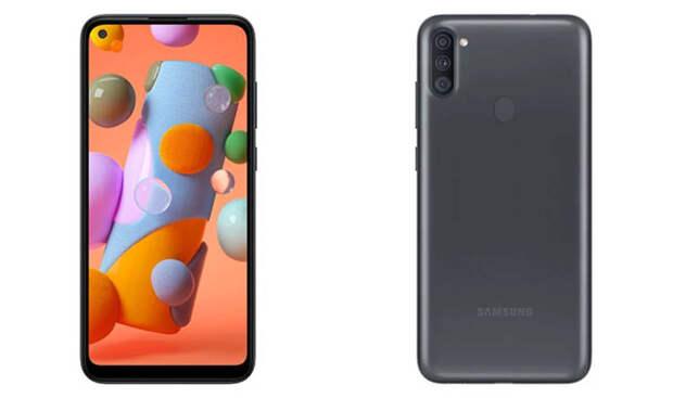 Samsung Galaxy A12 появился на сайте Samsung еще до анонса