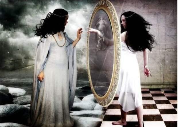 Почему нельзя фотографироваться перед зеркалом